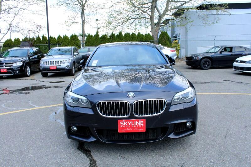 2013 BMW 5-Series 528i xDrive| M Apperance Package| BC Vehicle