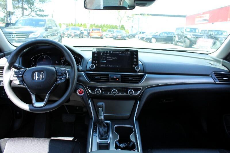 2018 Honda Accord LX CVT| Low Kms| BC Car| No Accidents