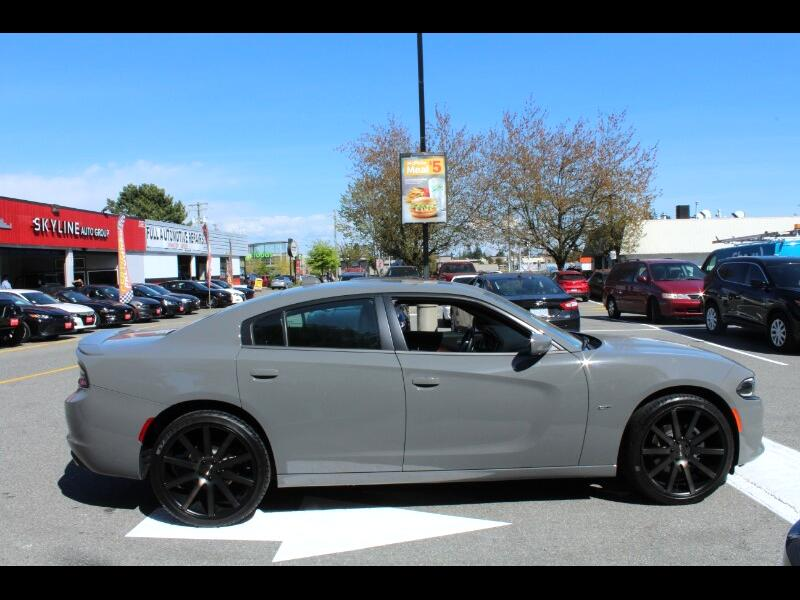 2018 Dodge Charger GT AWD| Fully Loaded| BC Car| No Accidents