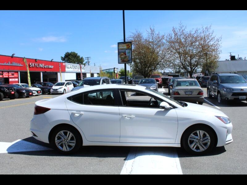 2019 Hyundai Elantra SE Limited| 6 Speed Auto| BC Car| No Accidents