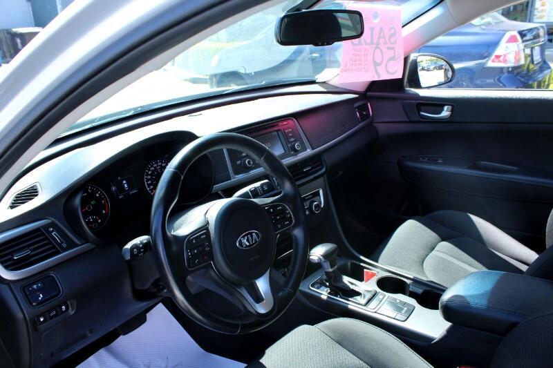 2018 Kia Optima LX| 6-Speed Auto| Blind Spot & Parking Sensors