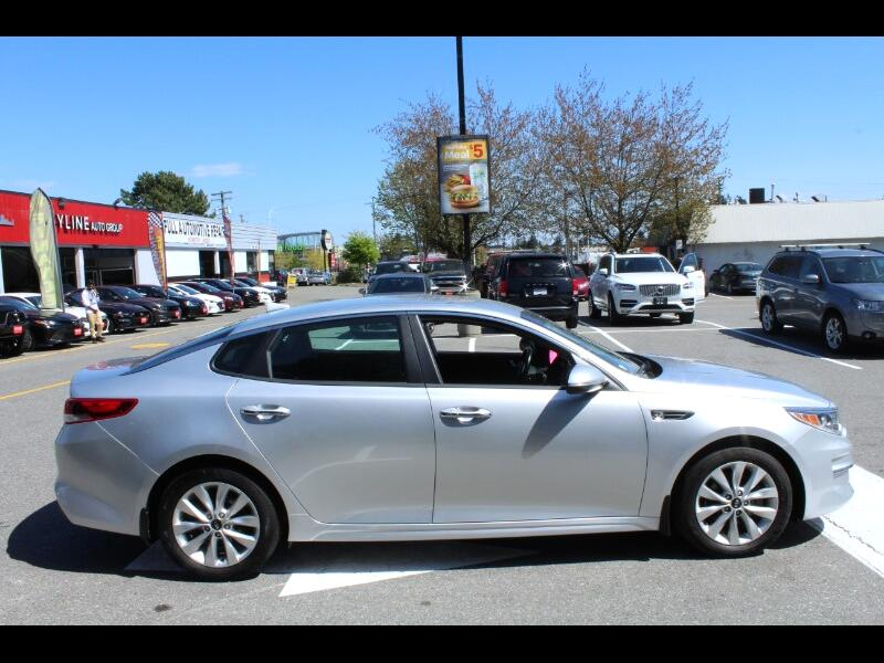 2018 Kia Optima LX| 6-Speed Auto| Blind Spot & Parking Sensors