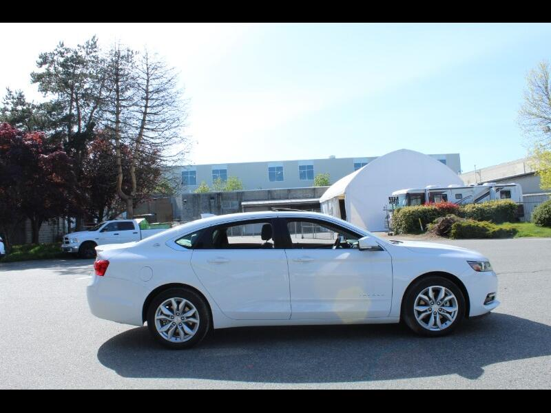 2018 Chevrolet Impala LT| Sunroof| BC Car| No Accidents