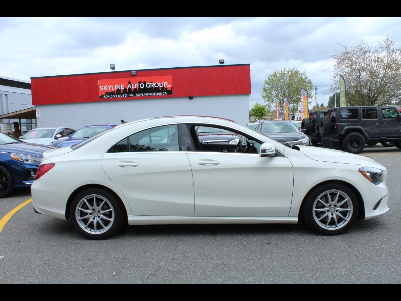 2017 Mercedes-Benz CLA-Class CLA 250 4MATIC| Fully Loaded| BC Car| No Accidents
