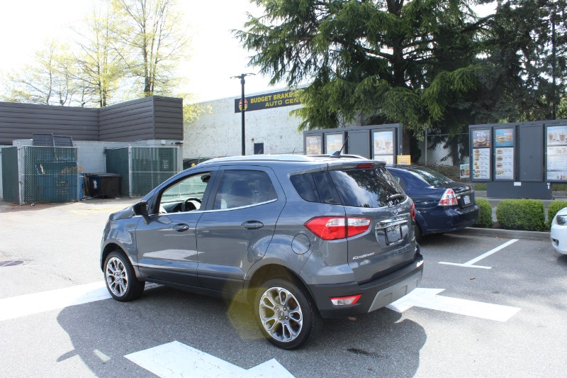 2018 Ford EcoSport Titanium 4WD| Fully Loaded| No Accidents