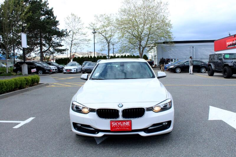 2014 BMW 3-Series 320i RWD| Fully Loaded| BC Car| No Accidents