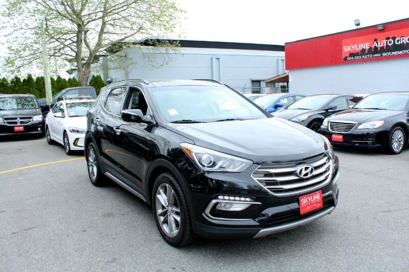 2017 Hyundai Santa Fe Sport AWD 2.0 Limited| Fully Loaded| No Accidents