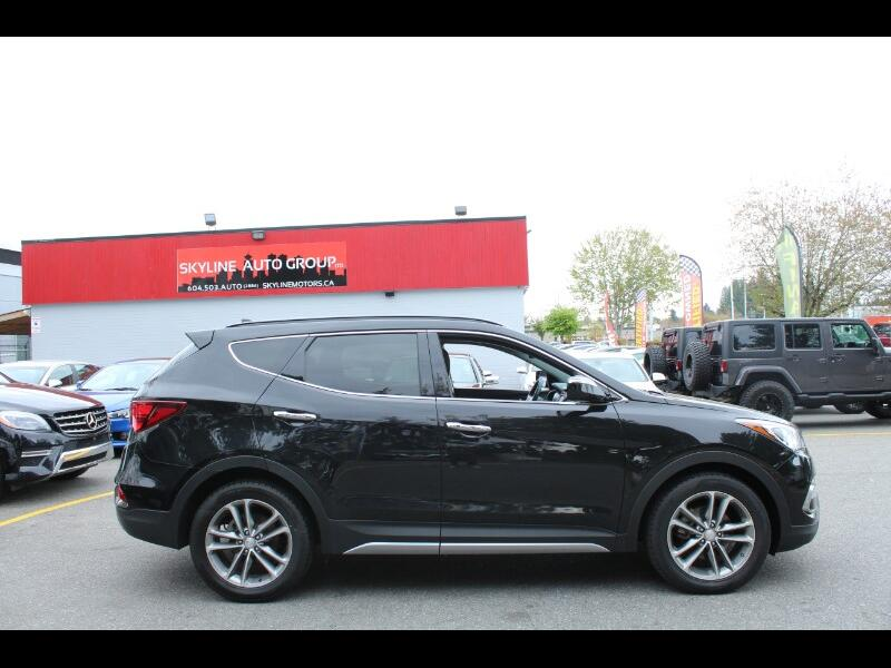 2017 Hyundai Santa Fe Sport AWD 2.0 Limited| Fully Loaded| No Accidents