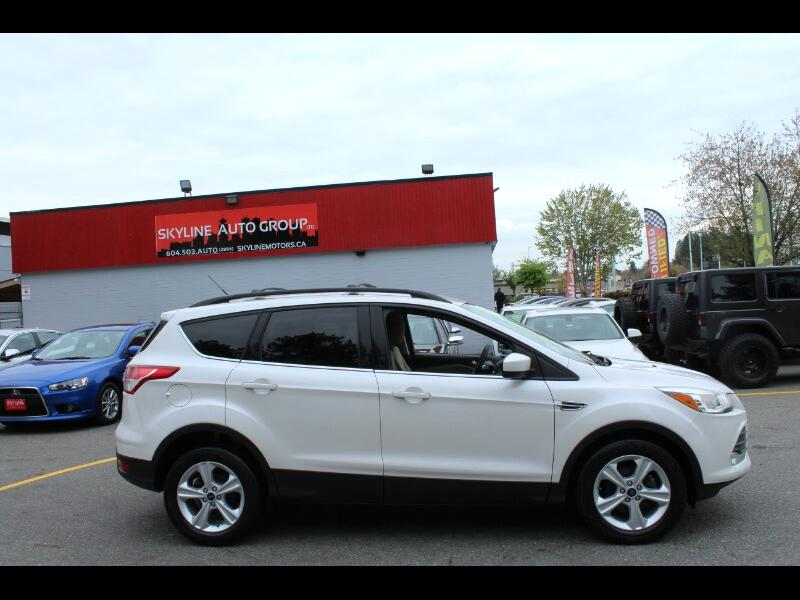 2015 Ford Escape SE FWD| Leather Interior| BC Car| No Accidents
