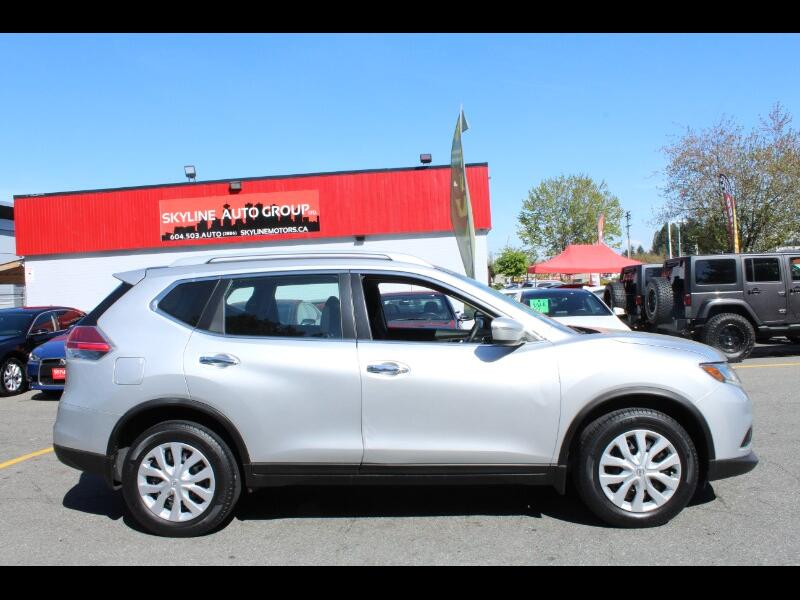 2014 Nissan Rogue SL AWD| Back-Up Cam| No Accidents