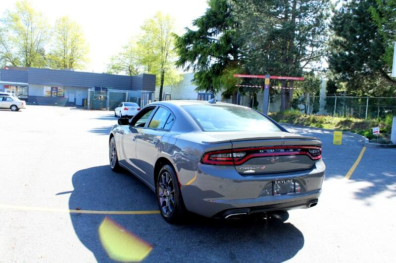 2018 Dodge Charger GT AWD  Fully Loaded  Low Kms  BC Car  No Accident