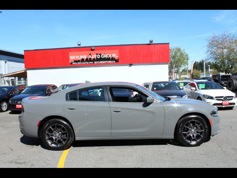 2018 Dodge Charger GT AWD| Fully Loaded| Low Kms| BC Car| No Accident