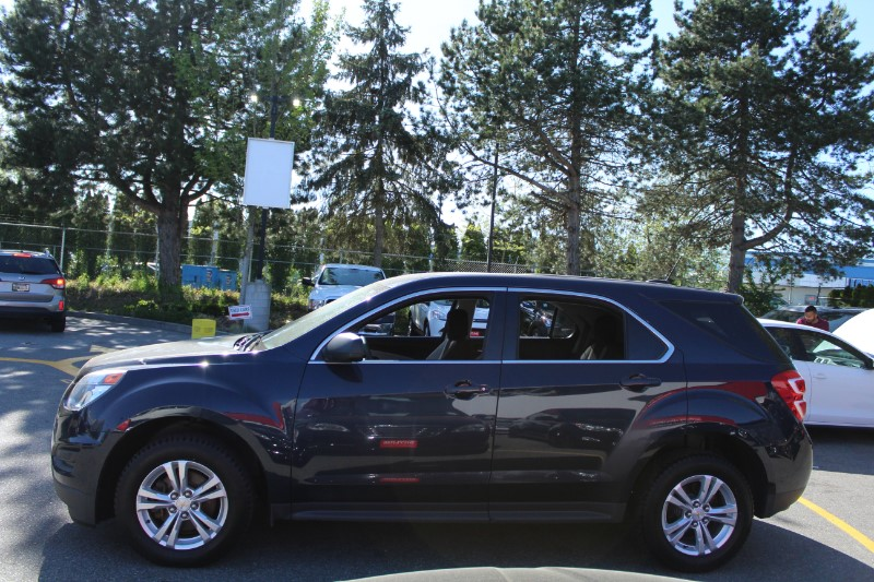 2016 Chevrolet Equinox LS 2WD| Back-Up Cam| BC Car| No Accidents