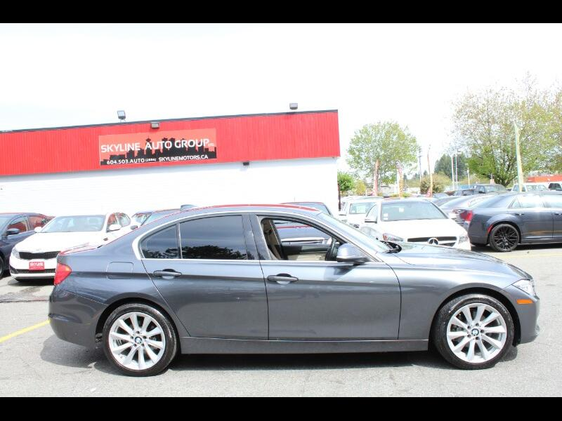 2014 BMW 3-Series 328i xDrive AWD| Leather Interior| Back-Up Cam & N