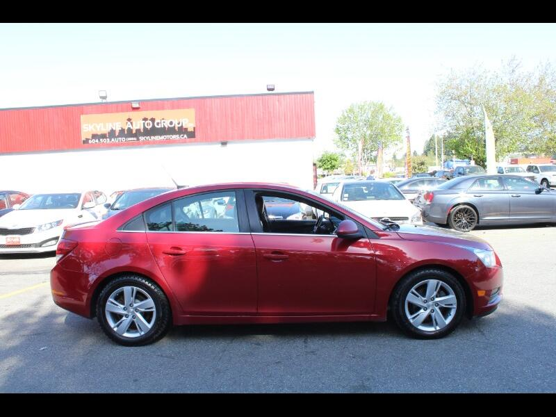 2014 Chevrolet Cruze Auto Diesel| Leather Interior| BC Vehicle
