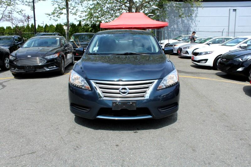 2014 Nissan Sentra 4 dr Sedan SV Auto| BC Car| No Accidents