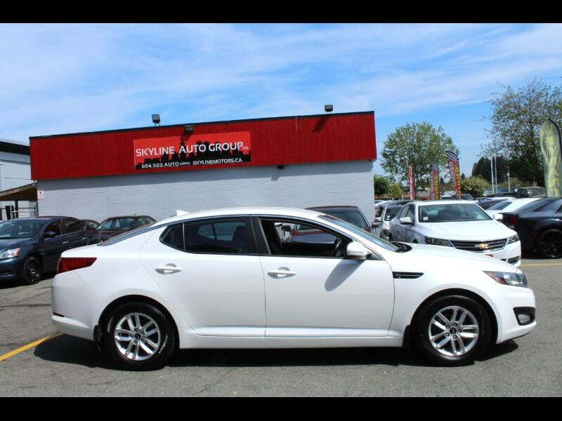 2013 Kia Optima LX AT| BC Car| No Accidents