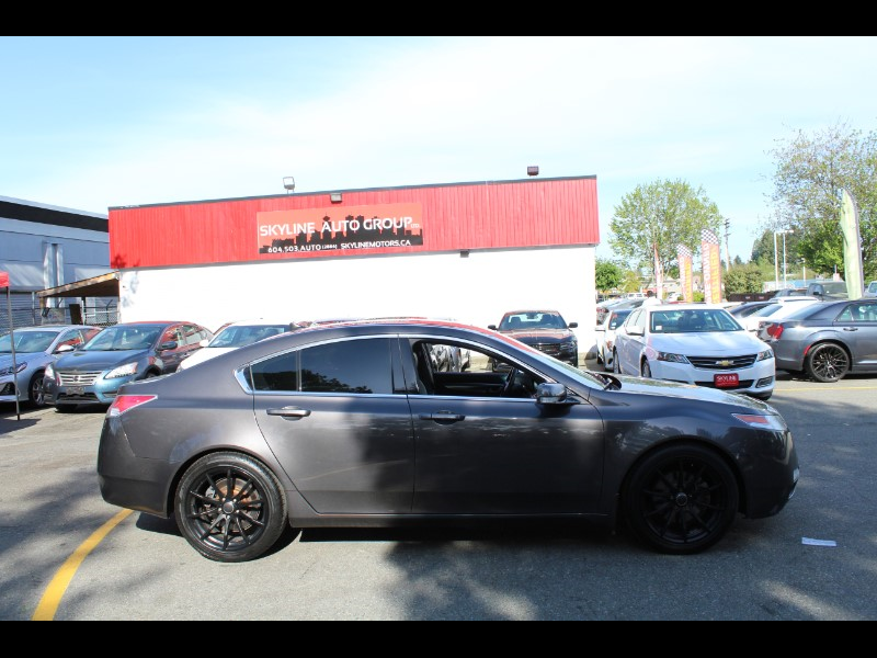 2010 Acura TL 5 Speed AT  BC Vehicle   No Accident