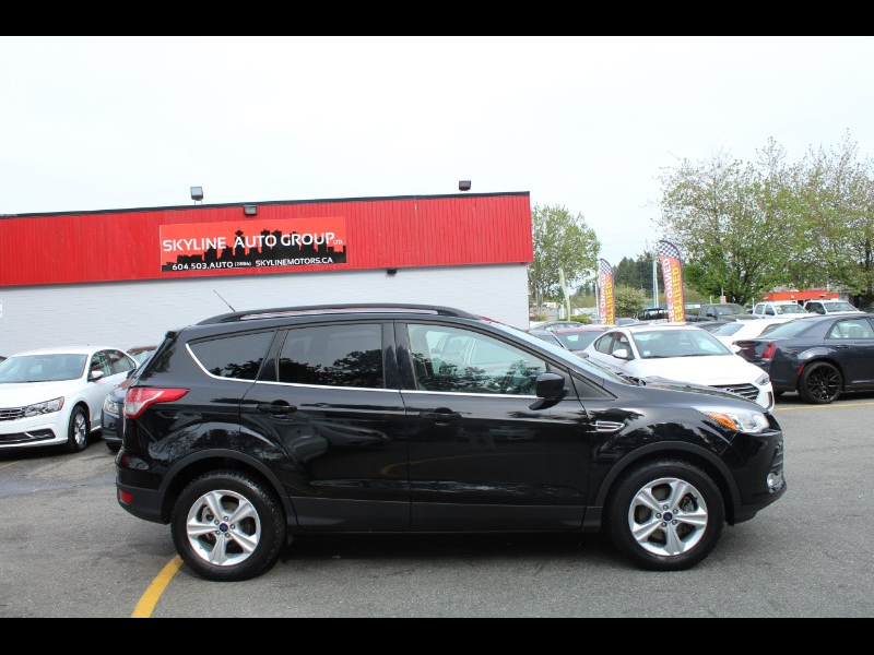 2016 Ford Escape 4WD SE| Back-Up Cam| Feels Great| BC Car