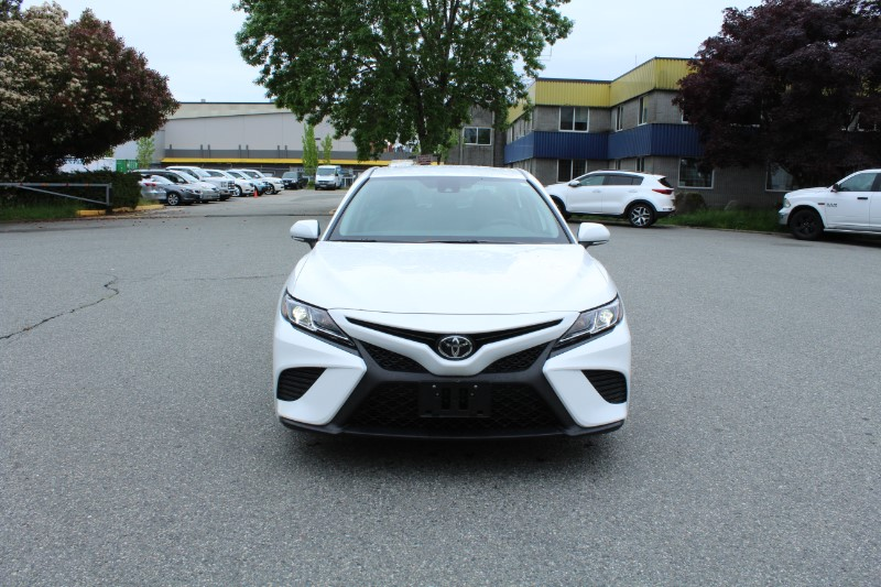 2019 Toyota Camry SE| Fully Loaded| Low Kms| BC Car| No Accident