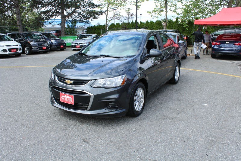 2018 Chevrolet Sonic LT Auto Sedan| MyLink| Back-Up Cam| No Accident