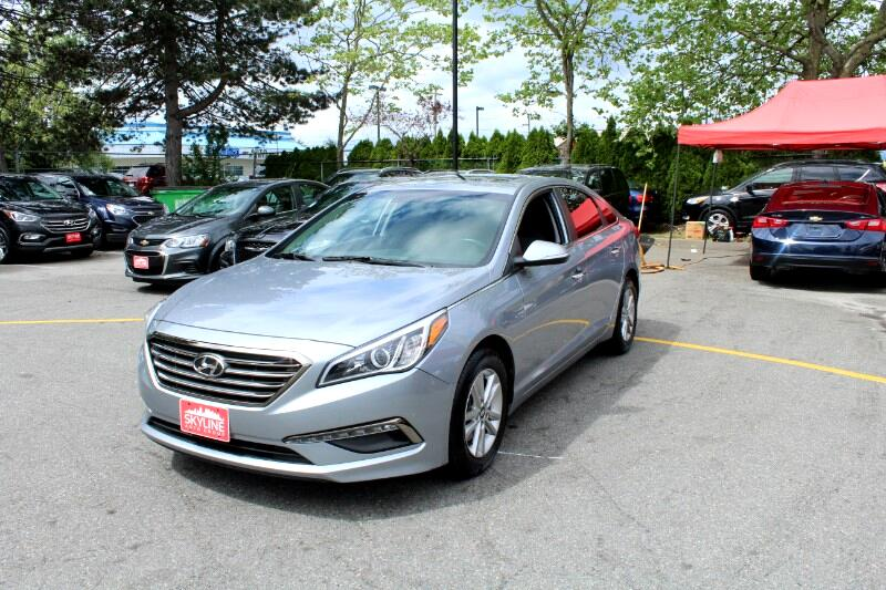 2017 Hyundai Sonata SE| Very Comfortable Ride| No Accidents