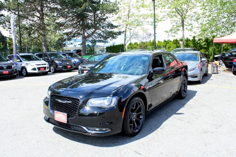 2019 Chrysler 300 S V6 RWD| Fully Loaded| BC Car| No Accidents