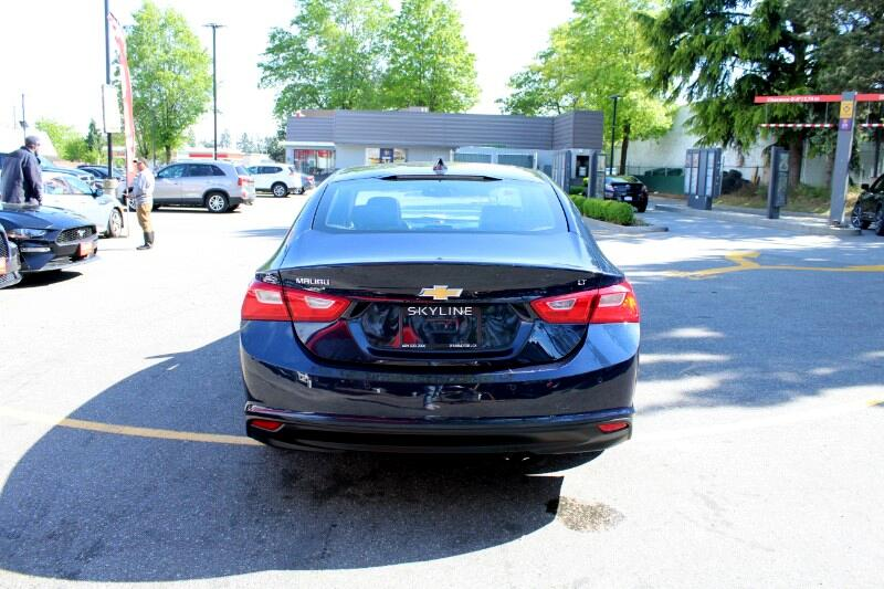 2018 Chevrolet Malibu LT| Fully Loaded| Like-New| BC Car| No Accidents