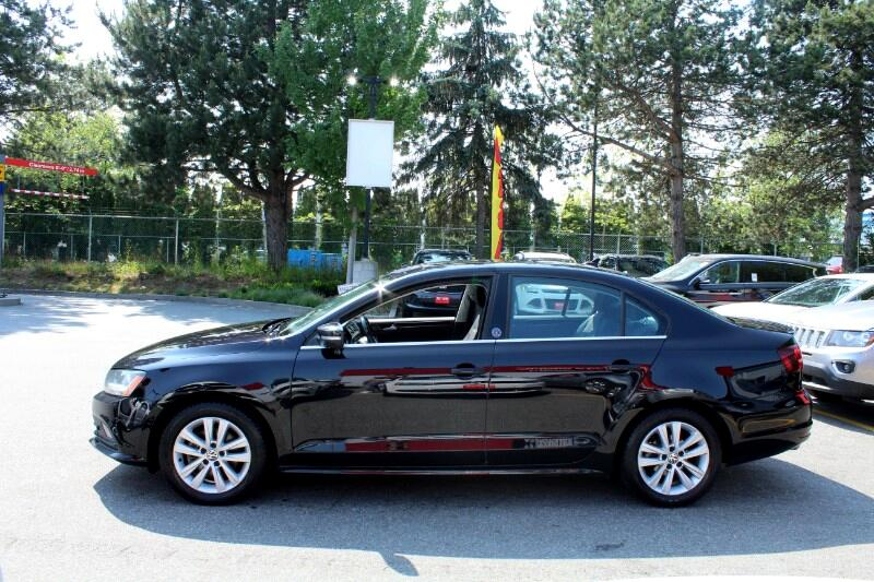 2017 Volkswagen Jetta 1.4T SE 6A| BC Car| No Accidents
