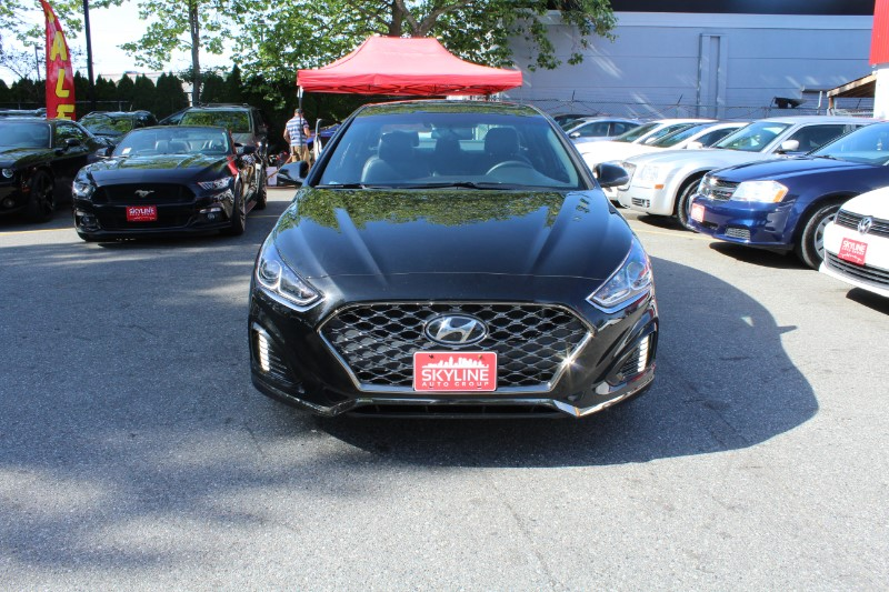 2019 Hyundai Sonata Sport| Sunroof| Lane-Change Assist| No Accidents