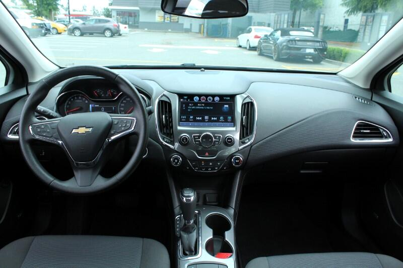 2018 Chevrolet Cruze LT Tech & Convenience Package  BC Car  No Accident
