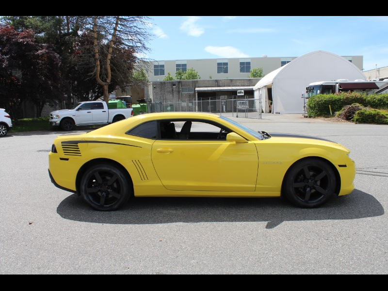 2014 Chevrolet Camaro Coupe 1LT| BC Vehicle| Back-Up Cam