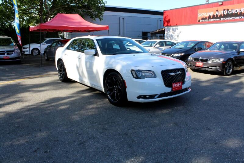 2019 Chrysler 300 S V6 RWD| BC Car| Fully Loaded