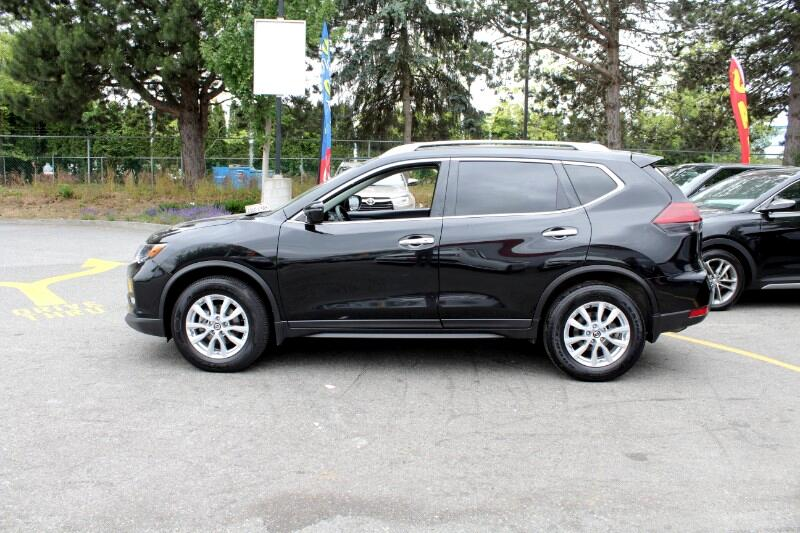 2018 Nissan Rogue SV AWD| Pano Roof| Leather| No Accidents