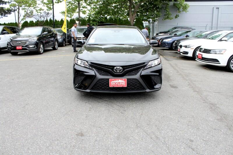 2018 Toyota Camry SE| Leather| Back-Up Cam| No Accidents