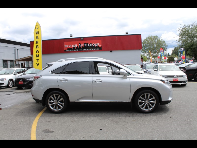 2015 Lexus RX 350 AWD Premium| Cooled & Heated Seats| BC Vehicle