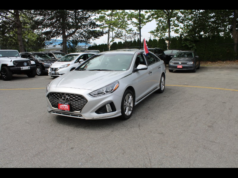 2019 Hyundai Sonata Sport| Sunroof| Leather| Back-Up Cam