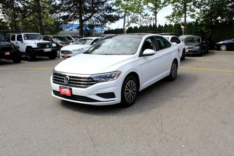 2019 Volkswagen Jetta Highline 8A| Moonroof| Back-Up Cam| BC Car
