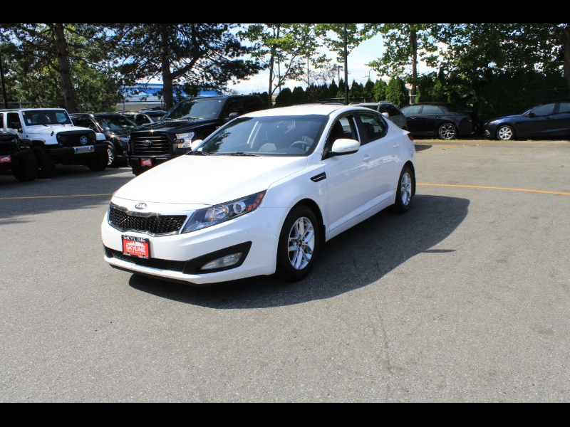 2013 Kia Optima LX AT| Sportmatic Transmission| Traction Control