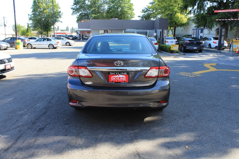 2013 Toyota Corolla L 4-Speed AT| Power Options| Star Safety System