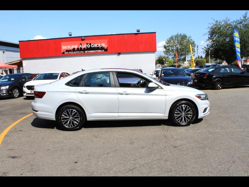 2019 Volkswagen Jetta 1.4T Highline 6A| Leather| Moonroof| BC Car