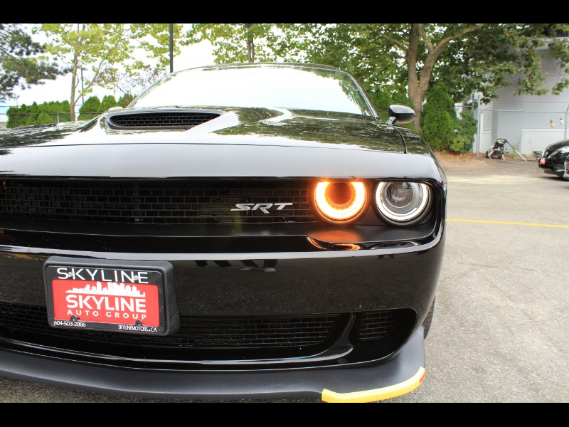 2017 Dodge Challenger SRT Hellcat| 707 HP V8 Beast| BC Vehicle