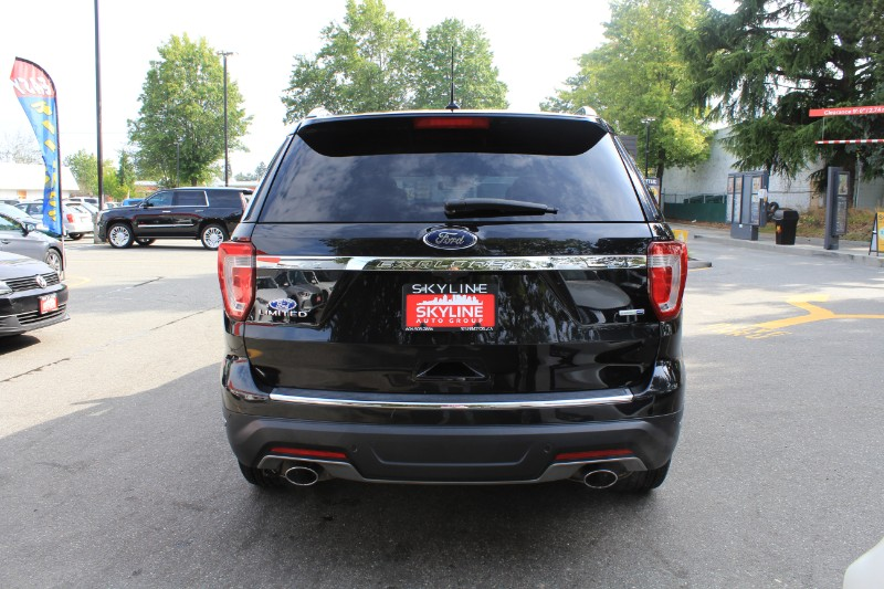 2019 Ford Explorer Limited 4WD EcoBoost| Pano Roof|Premium Sony Audio