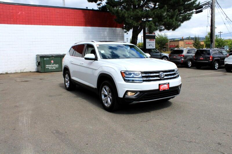 2019 Volkswagen Atlas Highline V6 4MOTION| Perforated Leather| Pano Roof