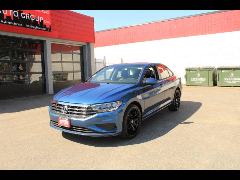 2019 Volkswagen Jetta Highline 8-Auto| Leather| Rail to Rail Moonroof| B