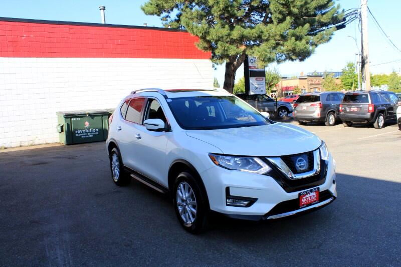 2017 Nissan Rogue SV AWD| Pano Roof| Around View Monitor| Backup Cam