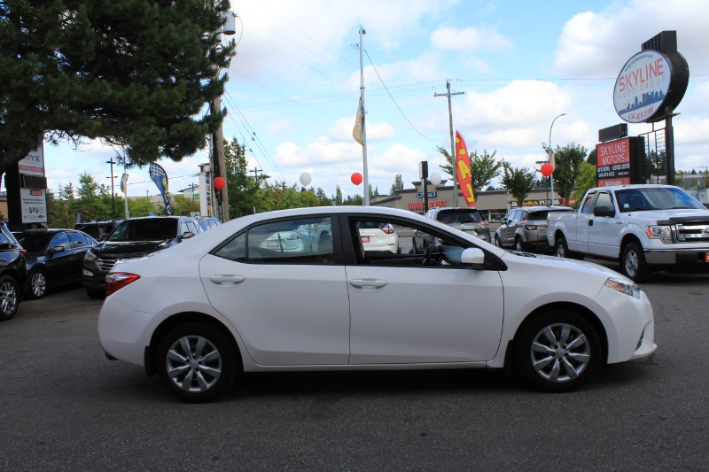 2016 Toyota Corolla L 4-Speed AT| Back-Up Cam| 6