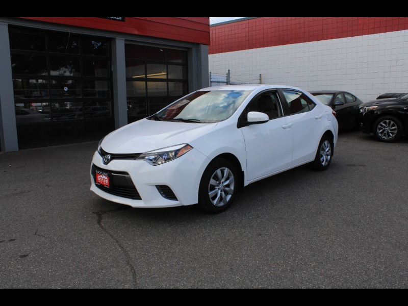 "2016 Toyota Corolla L 4-Speed AT| Back-Up Cam| 6"" Touch Screen"