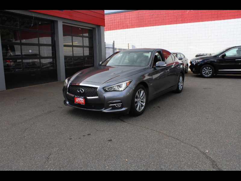 2016 Infiniti Q50 2.0t Premium AWD| Fully Loaded| Moonroof