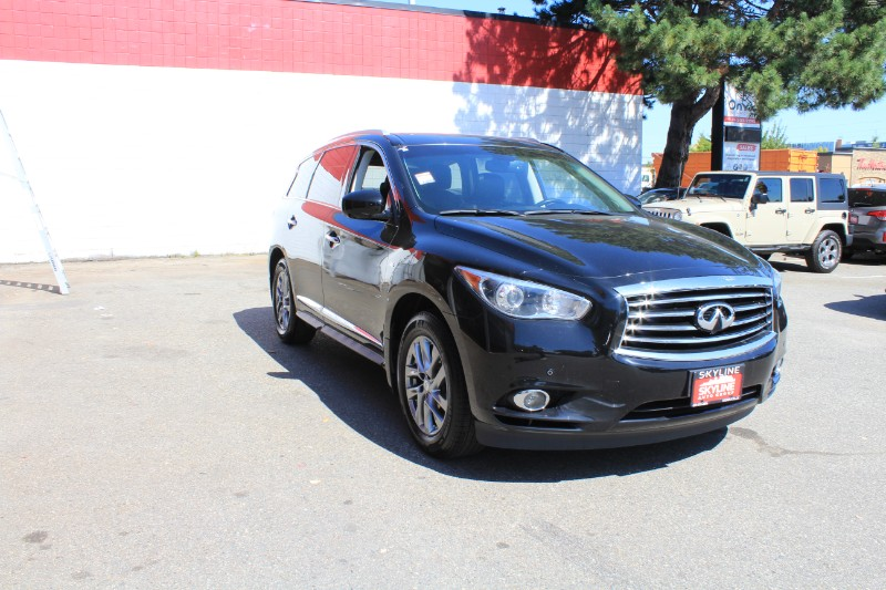 2015 Infiniti QX60 AWD| Fully Loaded| 360° Cam| Leather